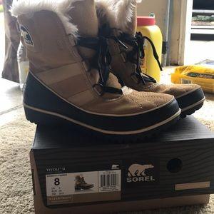 Short Sorel Boots